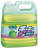 【大容量】チャーミーグリーン 食器野菜用洗剤 4L