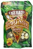 Emerald Breakfast Blend Premium <font color=green><font color=green>Trail Mix</font></font>, 5.5-Ounce Pouches (Pack of 6)