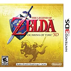 by Nintendo  Platform: Nintendo 3DS (375)  Buy new: $39.99  $29.99  81 used & new from $18.27