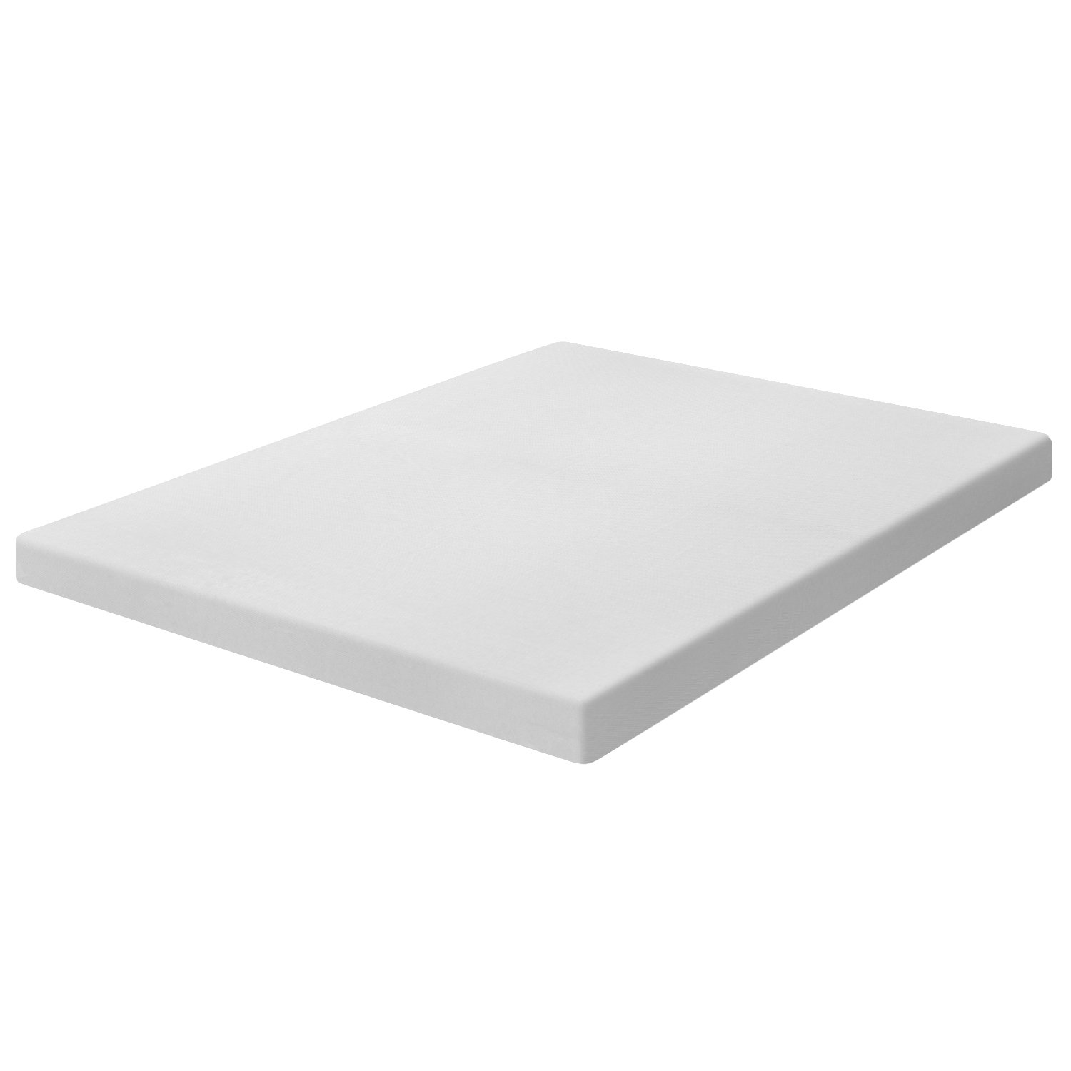 Thin Mattress Topper Whats The Best 4 Inch Memory Foam Mattress Topper