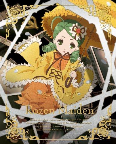 ローゼンメイデン 5 [2013年7月番組](初回特典:エンドカードピンナップ TALE6~9) [Blu-ray]