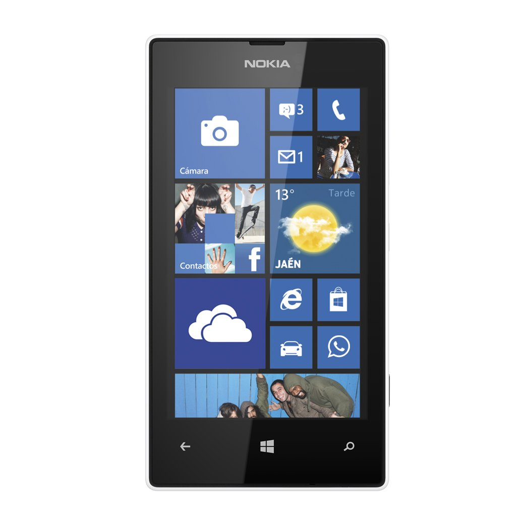 Ofertas Moviles Libres The Phone House Nokia Lumia 520 Smartphone Libre Color Blanco Ofertas