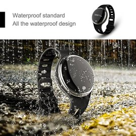 EvershopIPx7-Water-Resistant-Smart-Watch-with-Fitness-Activity-Tracker-Sleep-Monitor-with-Smart-Notifications-Bluetooth-Wireless-Sync-Hi-Res-OLED-Display-with-10-Day-Battery-LIfe