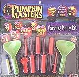 Pumpkin Masters Carving Party Pumpkin Carving Kit