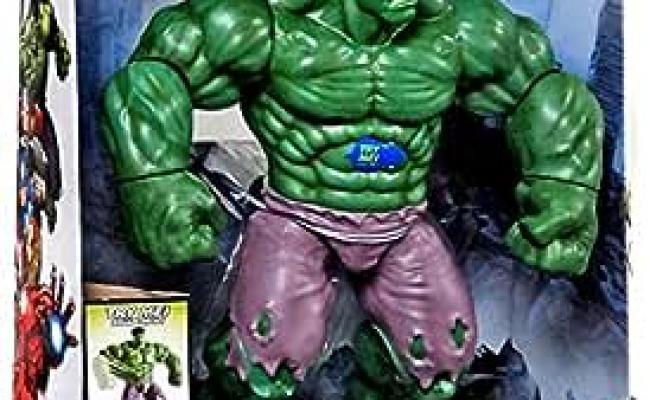 Buy Marvel Avengers Talking Hulk 14 Action Figure Online