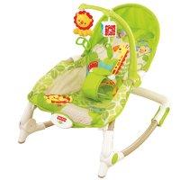 Baby Toddler Rocker Portable New Born Infant Bouncer ...