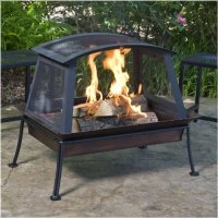 CobraCo FB6200S Steel Fireplace Fire Pit | Best Prices