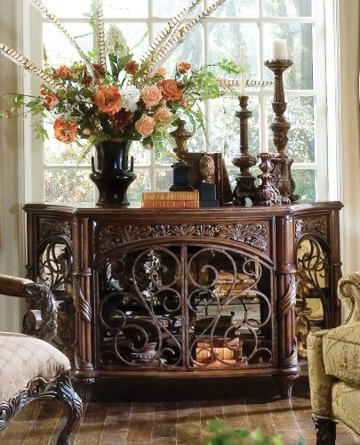 Image of Essex Manor Console Table - AICO Furniture (76260-57)