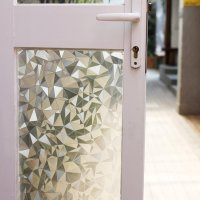 Window Films Stained Glass Panels Vinyl Static Privacy Cut ...