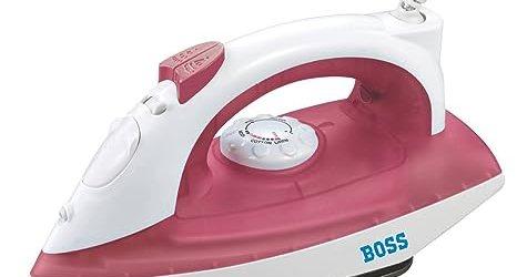 Boss Impress B310 1250-Watt Steam Iron