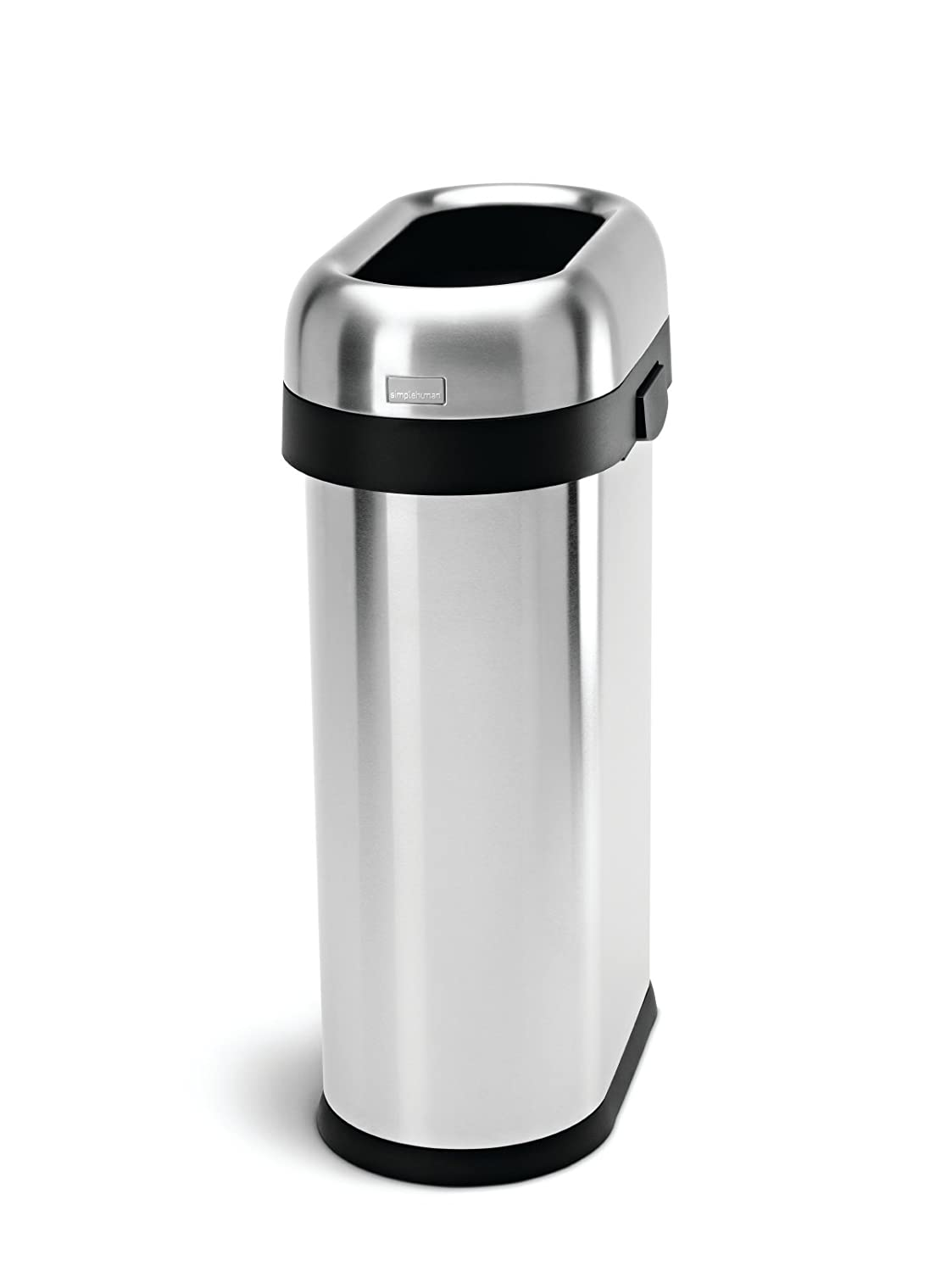 Tall Narrow Trash Can Best Kitchen Garbage Cans News To Review