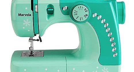 Usha Janome Marvela 60-Watt Sewing Machine