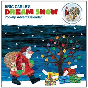 Eric Carle's Dream Snow Pop-Up Advent Calendar