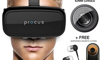 Procus Virtual Reality Headset