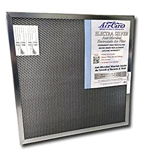 Air Care 16x25x1 Electrostatic Washable Permanent A C