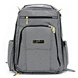 Ju-Ju-Be Legacy Collection Be Right Back Backpack Diaper Bag, The Queen of the Nile