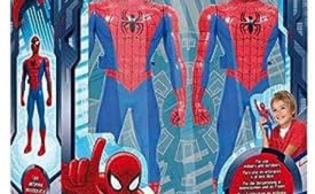 Buy Imc Toys Spiderman Spider Man Figures Walkie Talkie