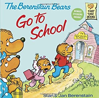 Come for a visit in Bear Country with this classic First Time Book® from Stan and Jan Berenstain. All the cubs in Bear Country are ready for the new school year . . . except for Sister Bear. She is about to start kindergarten, but can't stop worrying...