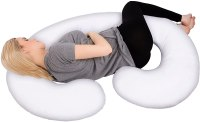 PharMeDoc Full Body Pregnancy Pillow - Maternity & Nursing ...