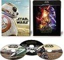 スター・ウォーズ/フォースの覚醒 MovieNEX(初回限定版) [ブルーレイ+DVD+デジタルコピー(クラウド対応)+MovieNEXワールド] [Blu-ray]