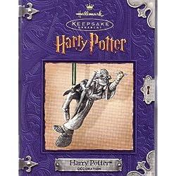 Hallmark Harry Potter Pewter Ornament