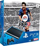 PlayStation 3 - Konsole Super Slim 500 GB (inkl. DualShock 3 Wireless Controller + FIFA 13)
