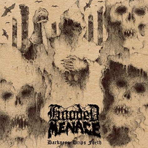 Hooded Menace-Darkness Drips Forth-CD-FLAC-2015-CATARACT Download