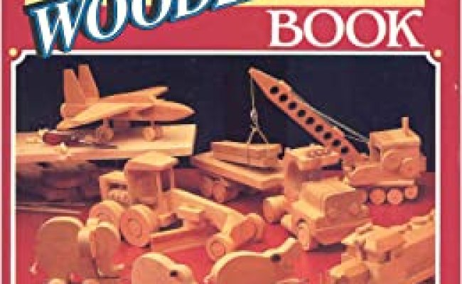 The Great All American Wooden Toy Book Norman Marshall