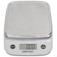Ivation Lightweight Digital Kitchen Scale   Best Digital ...