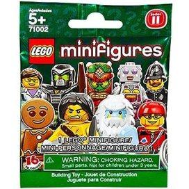 LEGO 71002 Series 11 Mini Figures
