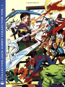 Collected Jack Kirby Collector, Volume One