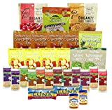 Gluten Free Healthy Snack Box: 30 Pack