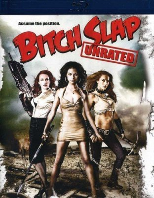 Bitch Slap [Blu-ray] starring America Olivo, Mr. Media Interviews
