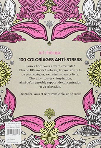100 coloriages anti stress telecharger