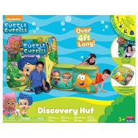 Playhut Bubble Guppies Discovery Hut Toys Games Outdoor ...