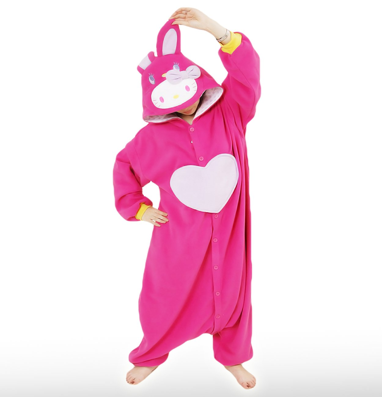 Hello Kitty Costume Kigurumi