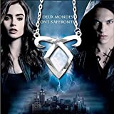YSTD® New For The Mortal Instruments City of Bones Angelic Power Rune Pendant Necklace