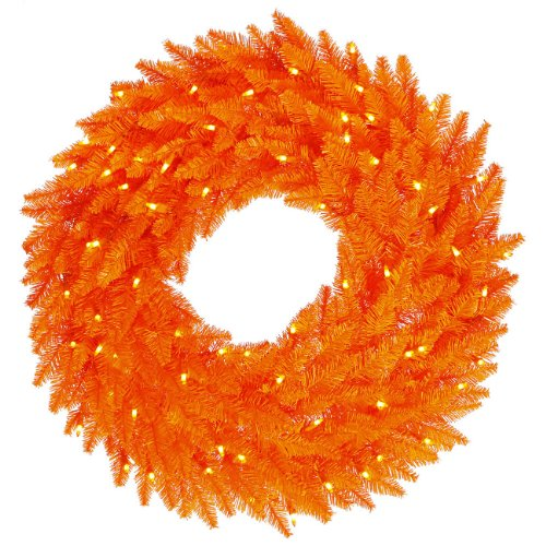 Orange Tangerine Christmas - orange christmas decorations