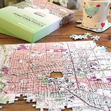 maps puzzle, map jigsaw,