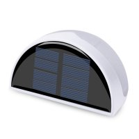Waterproof Outdoor Solar Light 6 LED Infrared Motion ...