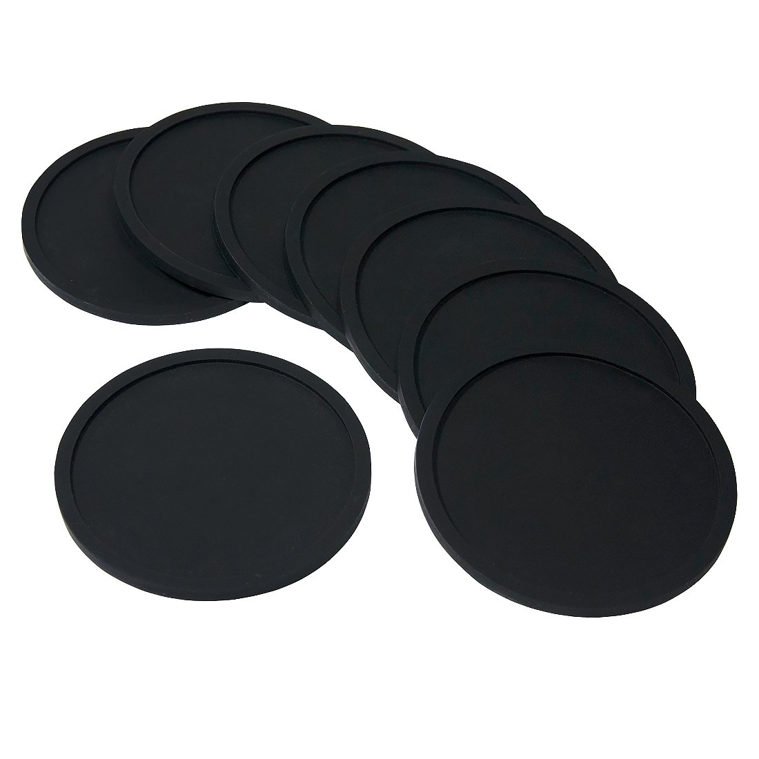 Drink Coasters Amazon Barmix Rubber Silicone Drink Coasters Amazon Lightning