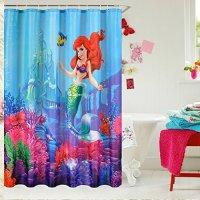 Fun, Trendy and Georgeious Little Mermaid Bathroom Decor