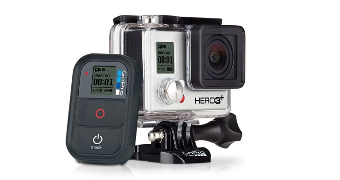 GoPro HERO3 We use this awesome, versatile and rugged video camera for a lot of our video production work.