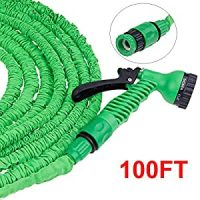 Aulola 100ft Long Expandable Garden Hose Pipe With Spray ...
