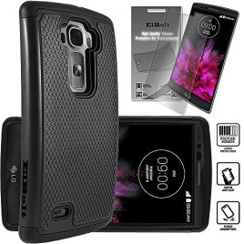 Cyber-Armor-Protective-Case-for-LG-G-Flex-2-with-Free-HD-Screen-Protector-by-ElBolt-TM