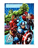 American Greetings Marvel Avengers Treat Bags (8-Pack), Party Supplies