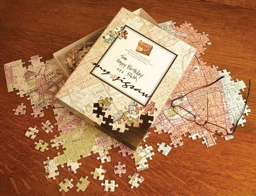 city map puzzle, town jigsaw,