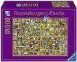 Ravensburger 17825, Colin Thompson, Magisches Bücherregal 18000 Teile Puzzle