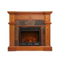 Amazon.com - SEI Cartwright Convertible Electric Fireplace ...