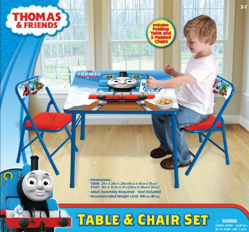 Thomas Friends Activity Table Set Furniture Tables Tables